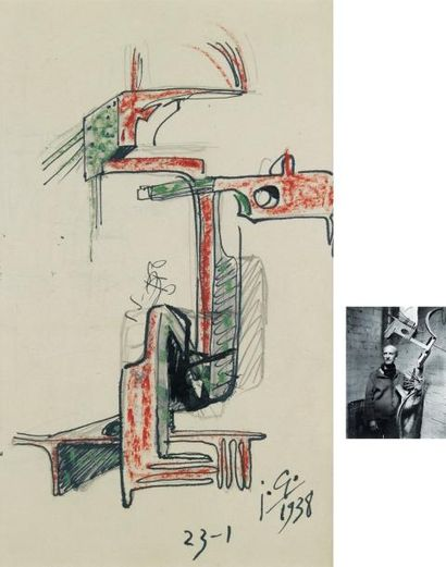 JULIO GONZALEZ (1876-1942)