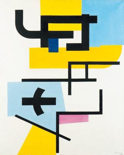 JO DELAHAUT (1911-1992)
