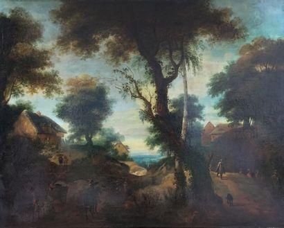 Attribué à Lodewijk de VADDER (1605-1655)