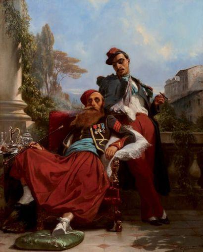 EUGÈNE PIERRE FRANÇOIS GIRAUD (1806-1881)