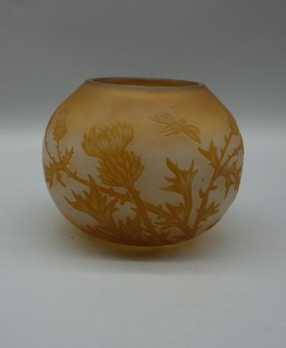 VESSIERE FRERES (1901-1950) - NANCY Vase...