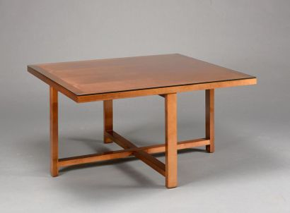 Hugues CHEVALIER (1948-2009) Table basse...