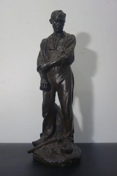Aimé-Jules DALOU (1838-1902) & SUSSE FRERES...