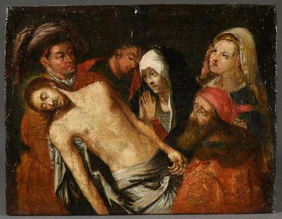 GOES Hugo van der (d'après) Gand ? Vers 1440...