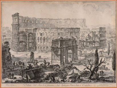 Giovanni-Battista PIRANESI (1720 - 1778)....