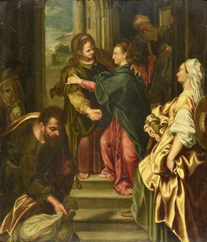 BAROCCI Federico (D'après) 1528/1535 - 1612...