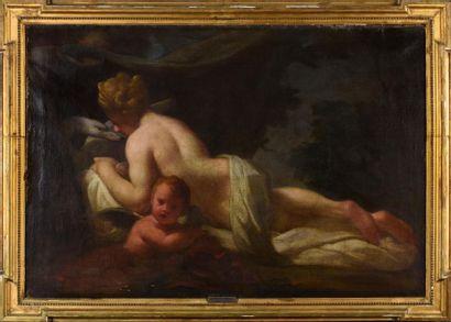ECOLE FRANCAISE Premier Tiers du XVIIIe siècle....