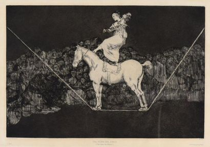 Francisco GOYA Y LUCIENTES (1746 - 1828)...