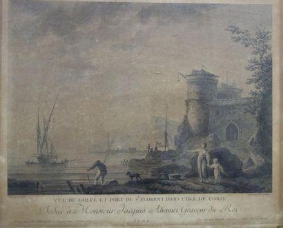 D'après Charles François Lacroix de Marseille...