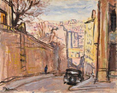 Pierre THÉVENIN (1905-1950). Cote à Lyon....