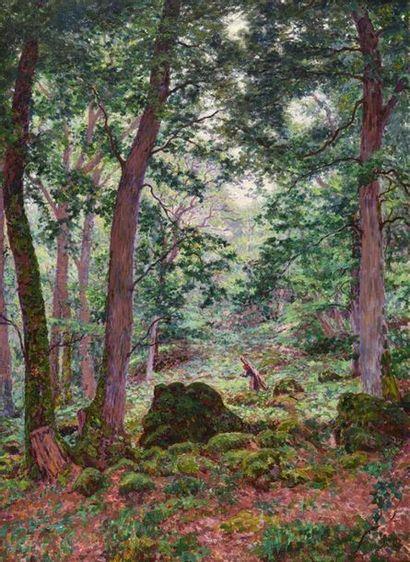 Georges Lacombe (1868-1916) Paysanne dans...