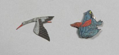 SPA3. Insigne fabrication artisanale attache...