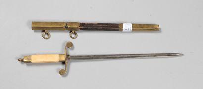 Dague, Russie impériale, du modèle de la marine impériale (sans symbole marine)...