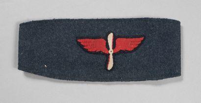 Brassard d'aviateur de compagnies d'aviation,...