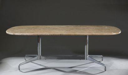Table de conférence de Charles Ray Eames...