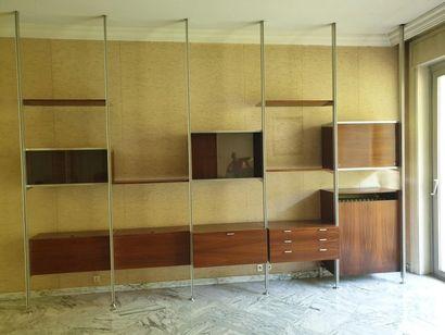 Compréhensive storage system, design Georges...