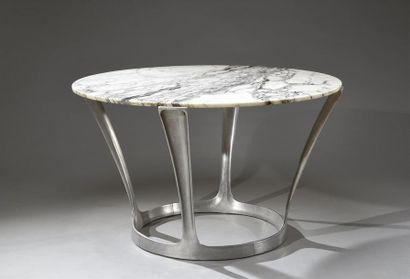 Michel Charron Table de salle à manger modèle...