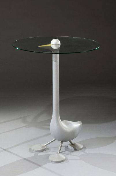 Duck Table, modèle Sirfo de Alessandro Mendini....