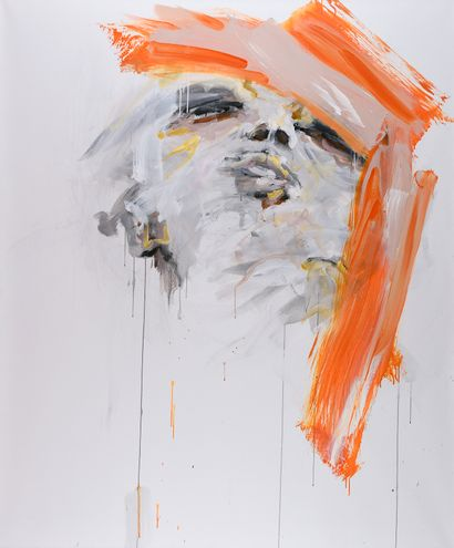 Nora Boudjemaï (née en 1978).  Extase n°1,...