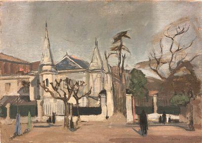 Julius WOLFGANG SCHULEIN (1881-1970)  Vue...