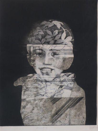 Juan Antonio Roda (1921-2003).  Pisa-3, 1972....