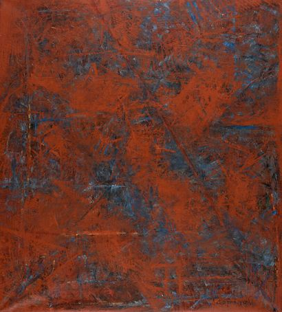 Jean Chevalier (1913-2002).  Composition...