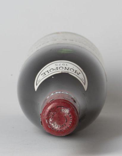 1 B ROMANÉE-CONTI (Grand Cru) (3.3 cm; o.w.; monopoly vintage collar damaged; light...