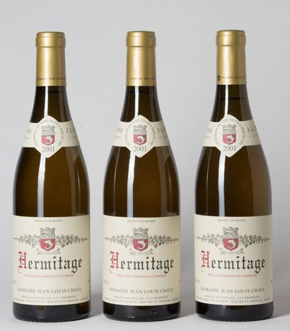 3 B HERMITAGE Blanc Jean-Louis Chave 200...