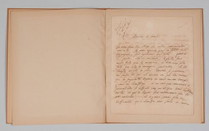 Georges CUVIER (1769-1832), le grand naturaliste,...