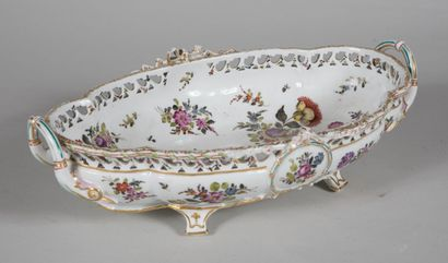 PARIS - Porcelaine - Manufacture Eugène Clauss....