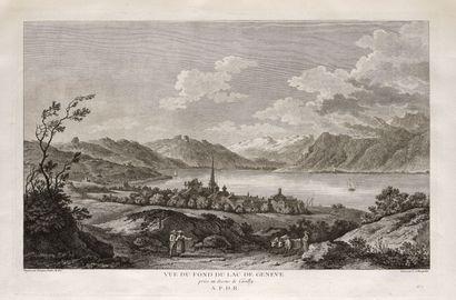 Tableaux de la Suisse ou voyage pittoresque...