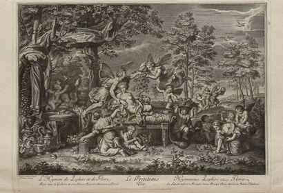 D'après MIGNARD (Ecole Française du XVIIIe...