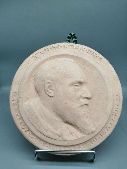 Louis GUINGUOT (1864-1948) & C. MULLER (céramiste)...