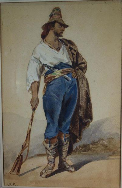 Diodore Charles Rahoult (1819-1874)