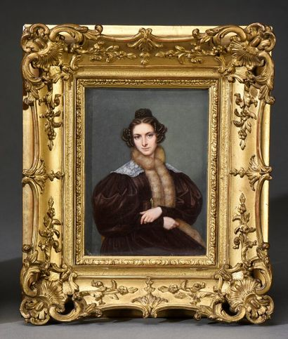 Flavien Emmanuel CHABANNE (1799-c.1859)....