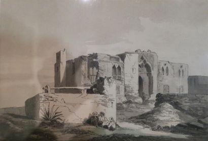 Attribué à Francisque Gabillot (1818-1876)....