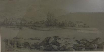 Jean-Antoine DUCLAUX (1783-1868).  Couzon...