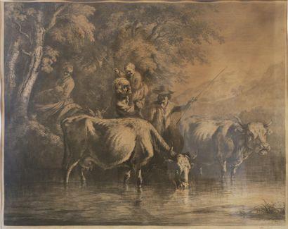 Jean-Jacques de BOISSIEU (1736 - 1810)  Les...