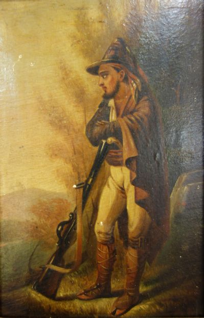 Dans l'entourage d'Alexandre Decamps (1803-1870)....