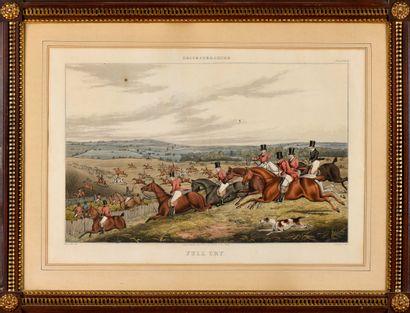 D'après Henry Thomas I ALKEN (1785-1851)...