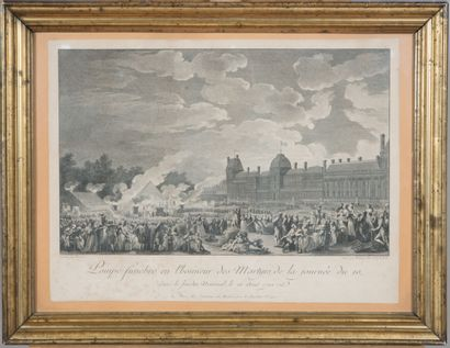 Isidore Stanislas HELMAN (1743-1806)  Pompe...