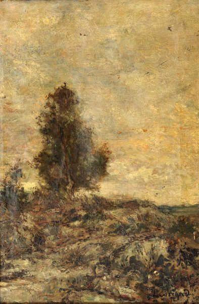 Louis CARRAND (1821-1899)