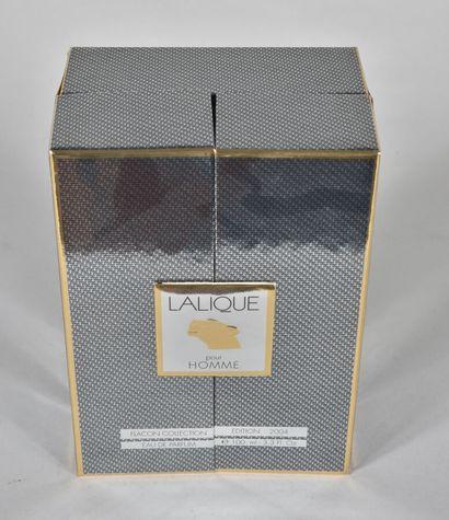 CRISTAL LALIQUE  Flacon de parfum