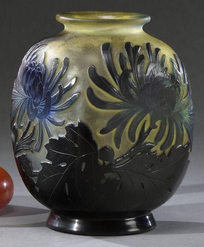 ETABLISSEMENTS GALLE (1904 - 1936)  Vase...