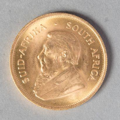 AFRIQUE du SUD  KRUGERRAND 1970  34 gr 02...