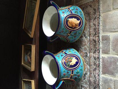 Bordeaux Jules Vieillard., paires de caches...