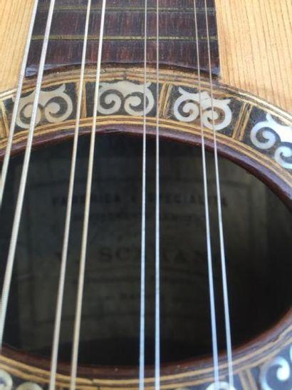 Un mandoline et sa méthode