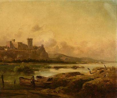 Antoine Claude Ponthus-Cinier (1812-1885)...