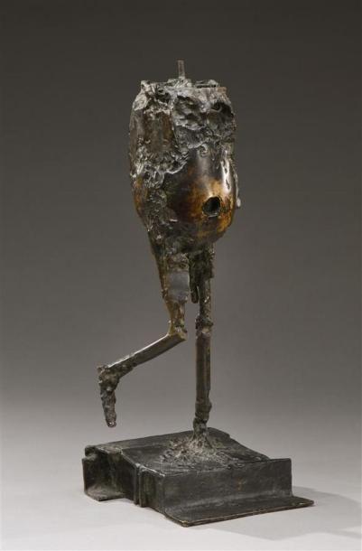 César (1921-1998) Nadine, 1964 bronze soudé...
