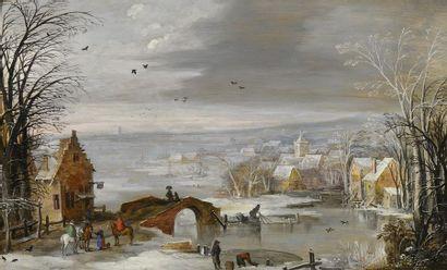 MOMPER Joost de Anvers 1564 - id. ; 1635...